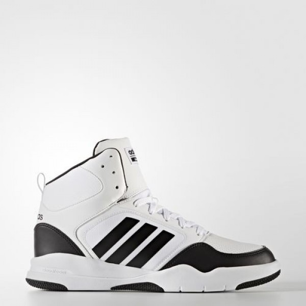 Adidas Cloudfoam Rewind Mid Homme Footwear White/Core Black neo Chaussures NO: AW3940