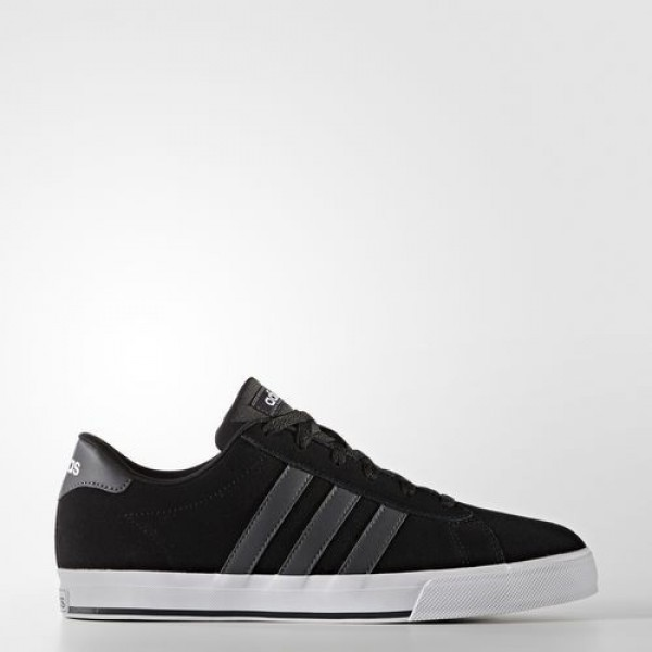 Adidas Daily Homme Core Black/Dark Grey Heather So...
