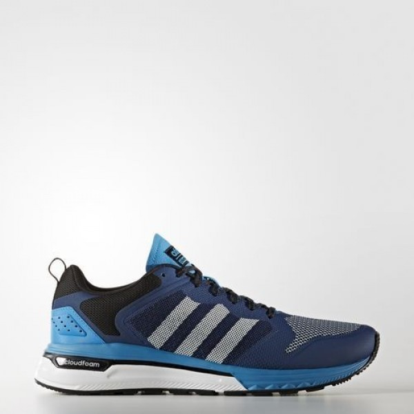 Adidas Cloudfoam Super Flyer Homme Mystery Blue/Co...