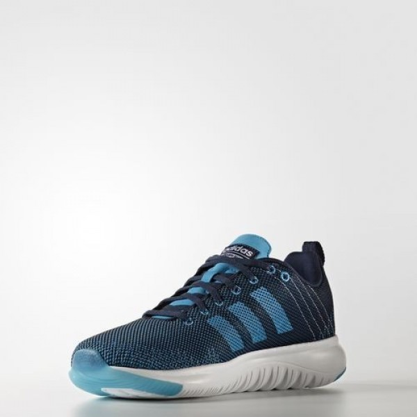 Adidas Cloudfoam Super Flex Homme Collegiate Navy/Solar Blue/Footwear White neo Chaussures NO: AW4174