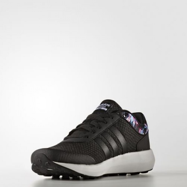 Adidas Cloudfoam Race Femme Core Black/Footwear White neo Chaussures NO: AW3845