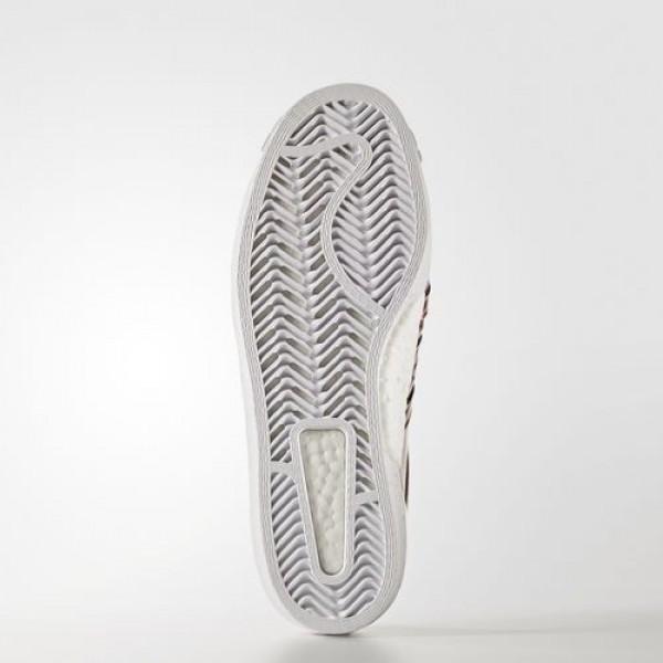 Adidas Superstar Boost Femme Copper Metallic/Footwear White Originals Chaussures NO: BB2270