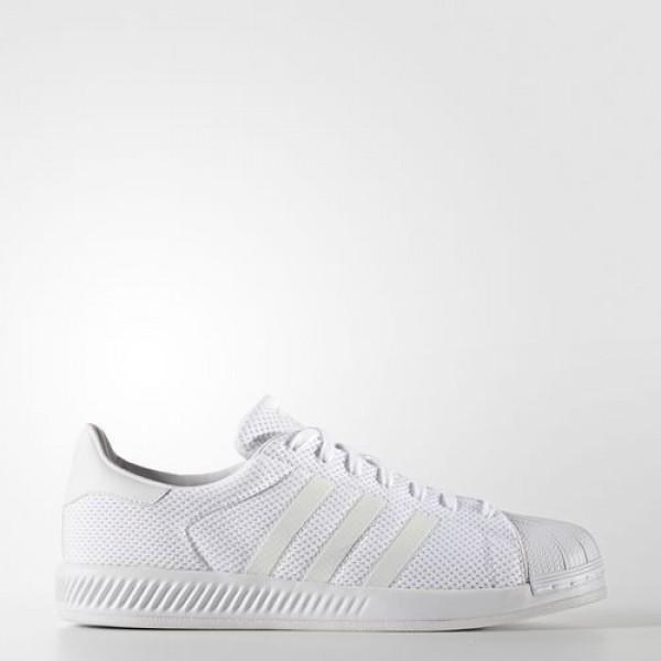 Adidas Superstar Bounce Homme Footwear White Origi...