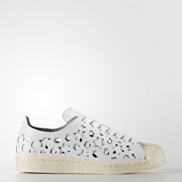 Adidas Superstar 80S Cut-Out Femme Footwear White/...