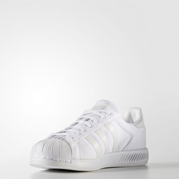 Adidas Superstar Bounce Homme Footwear White Originals Chaussures NO: S82236