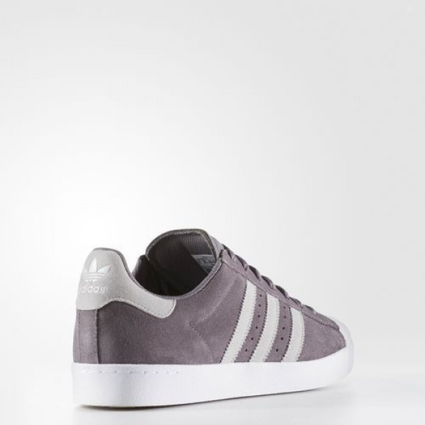 Adidas Superstar Vulc Adv Homme Trace Grey/Lgh Solid Grey/Footwear White Originals Chaussures NO: BB8608