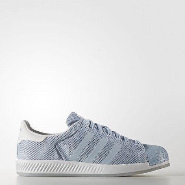 Adidas Superstar Bounce Femme Easy Blue/Footwear W...
