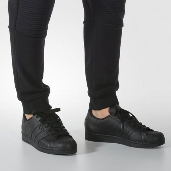 Adidas Superstar Foundation Homme Core Black Originals Chaussures NO: AF5666