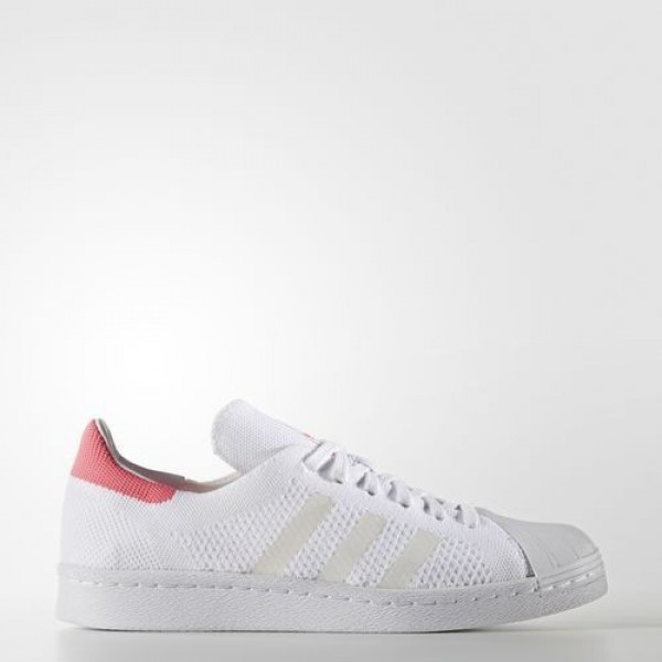 Adidas Superstar 80S Primeknit Femme Footwear Whit...