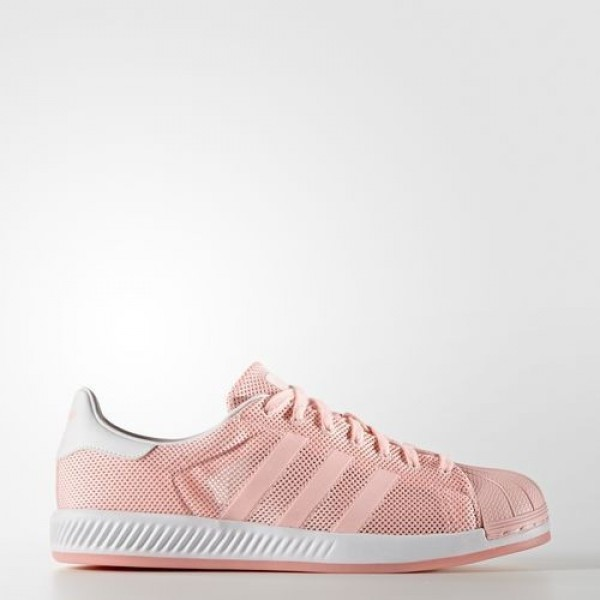 Adidas Superstar Bounce Femme Haze Coral/Footwear ...
