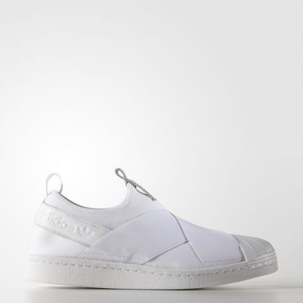 Adidas Superstar Slip-On Femme Footwear White/Core...