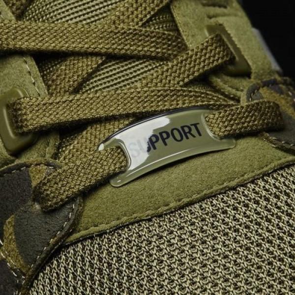 Adidas Eqt Support Rf Femme Olive Cargo/Off White/Core Black Originals Chaussures NO: BB1323