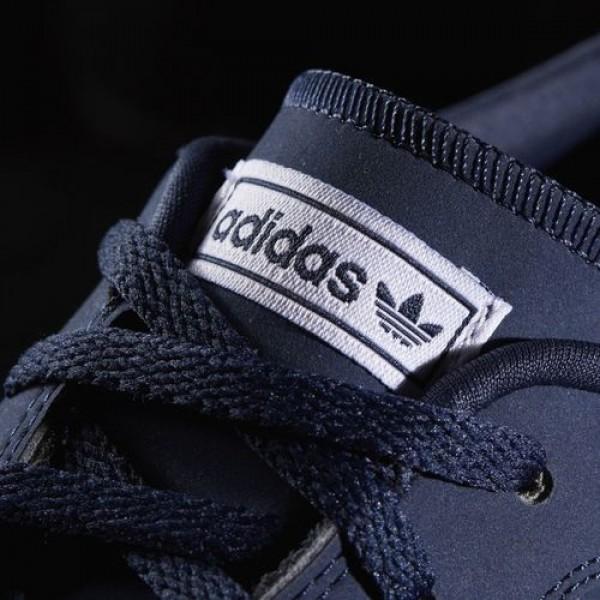 Adidas Sellwood Homme Collegiate Navy/Footwear White Originals Chaussures NO: BB8699