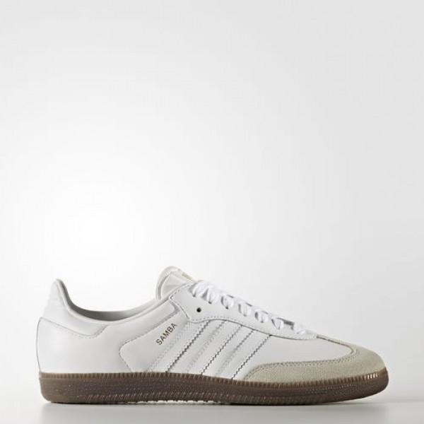 Adidas Samba Femme Footwear White/Gum Originals Ch...