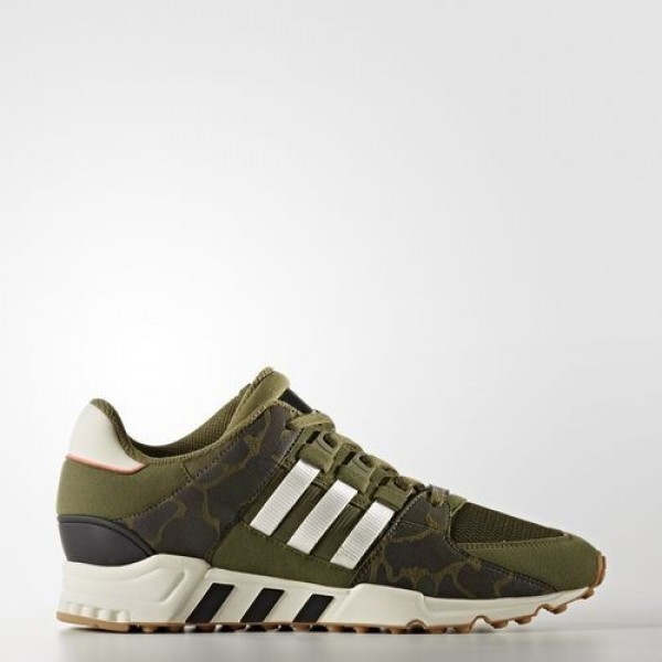 Adidas Eqt Support Rf Homme Olive Cargo/Off White/...
