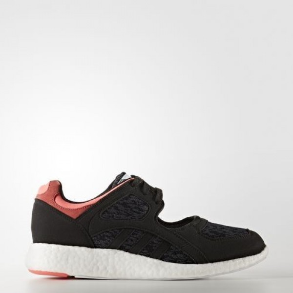 Adidas Eqt Racing 91/16 Femme Core Black/Turbo Ori...