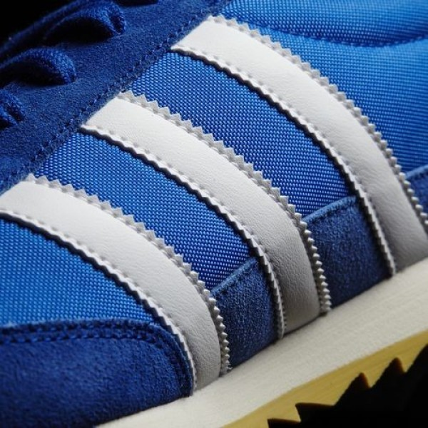 Adidas Dragon Vintage Femme Blue/ White/Collegiate Royal Originals Chaussures NO: S32087