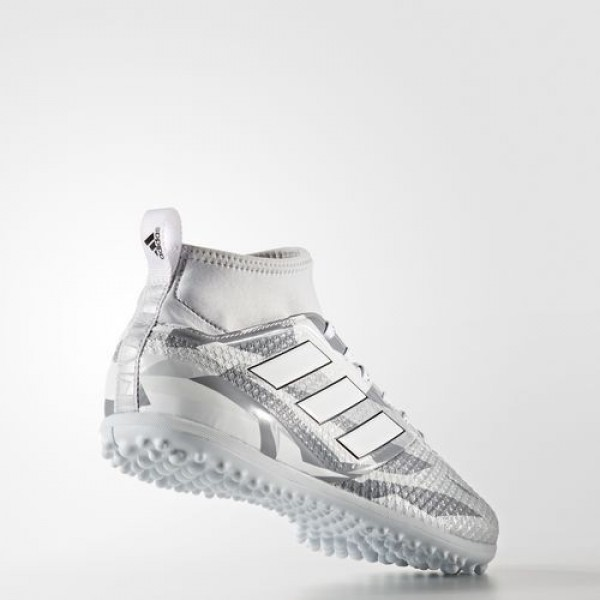 Adidas Ace 17.3 Primemesh Turf Homme Clear Grey/Footwear White/Core Black Football Chaussures NO: BB5971