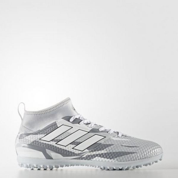 Adidas Ace 17.3 Primemesh Turf Homme Clear Grey/Fo...