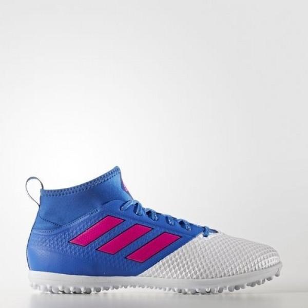 Adidas Ace 17.3 Primemesh Turf Homme Blue/Shock Pi...