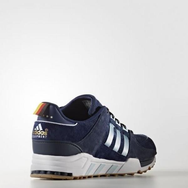 Adidas Eqt Running Support Berlin Homme Collegiate Navy/Eqt Yellow Originals Chaussures NO: B27662