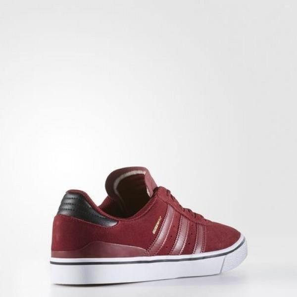 Adidas Busenitz Vulc Adv Homme Collegiate Burgundy/Core Black/Footwear White Originals Chaussures NO: BB8444