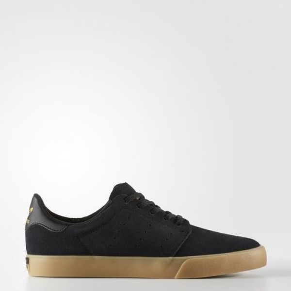 Adidas Seeley Adv Homme Core Black/Gum/Gold Metall...