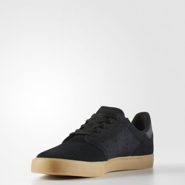 Adidas Seeley Adv Homme Core Black/Gum/Gold Metallic Originals Chaussures NO: BW0658