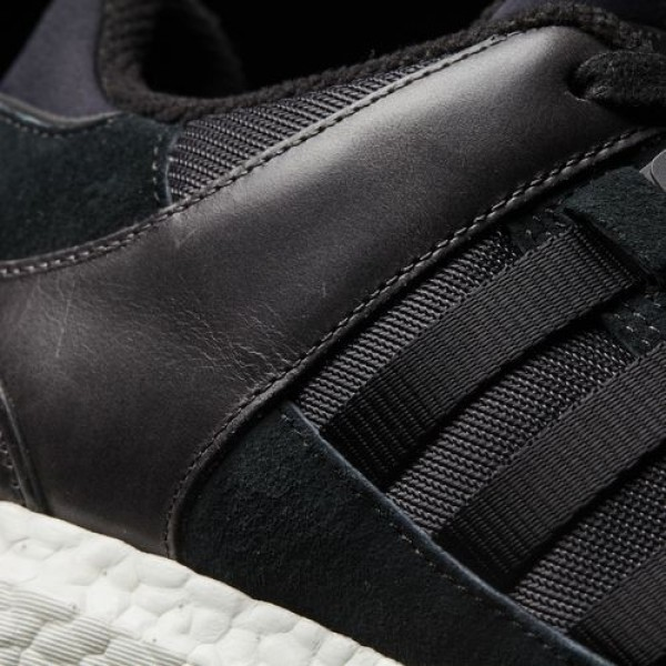 Adidas Eqt Support Ultra Homme Core Black/Footwear White Originals Chaussures NO: BA7475