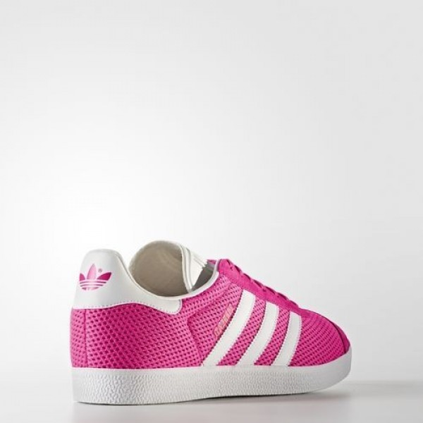 Adidas Gazelle Femme Shock Pink/Footwear White Originals Chaussures NO: BB2759