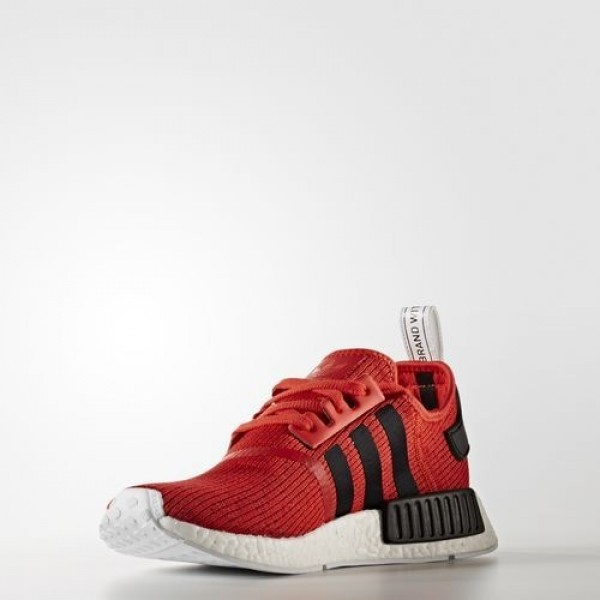 Adidas Nmd_R1 Homme Core Red/Core Black/Footwear White Originals Chaussures NO: BB2885