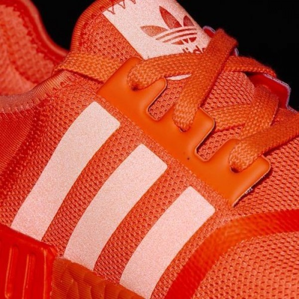 Adidas Nmd_R1 Homme Solar Red Originals Chaussures NO: S31507