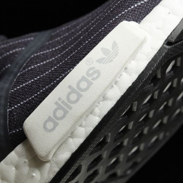 Adidas Nmd_R1 Bedwin Homme Night Grey/Core Black/ White Originals Chaussures NO: BB3124