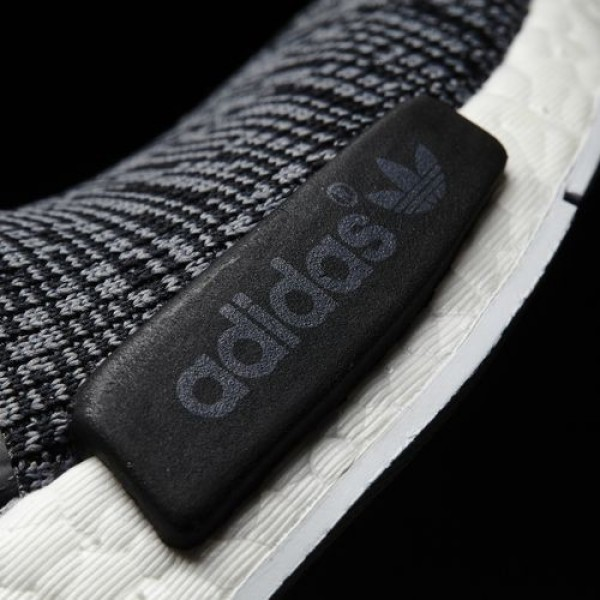 Adidas Nmd_R1 Homme Core Black/Dark Grey Heather Solid Grey Originals Chaussures NO: BB2884