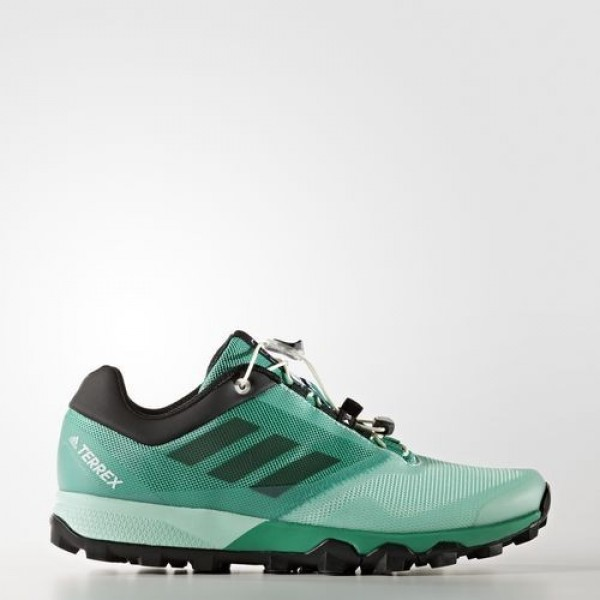 Adidas Terrex Trail Maker Femme Core Green/Core Black/Easy Green Chaussures NO: BB3362