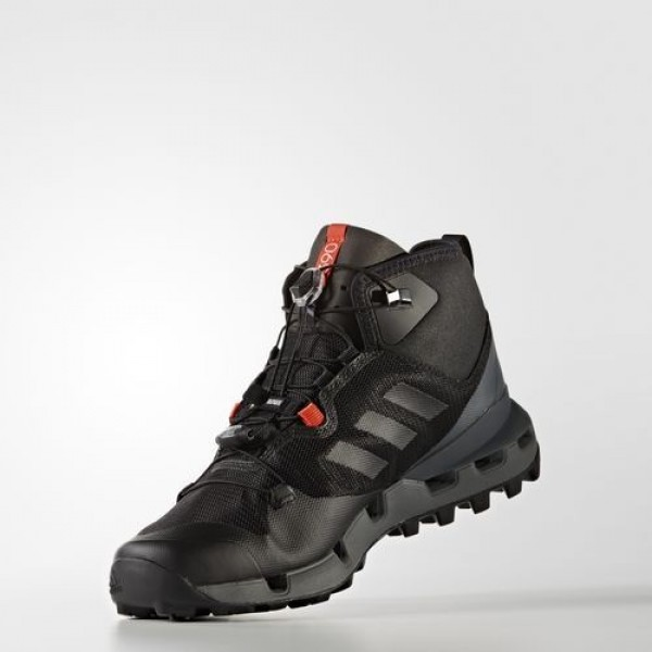 Adidas Terrex Fast Mid Gtx-Surround Homme Core Black/Vista Grey Chaussures NO: BB0948