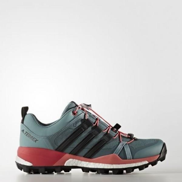 Adidas Terrex Skychaser Gtx Femme Vapour Steel/Cor...