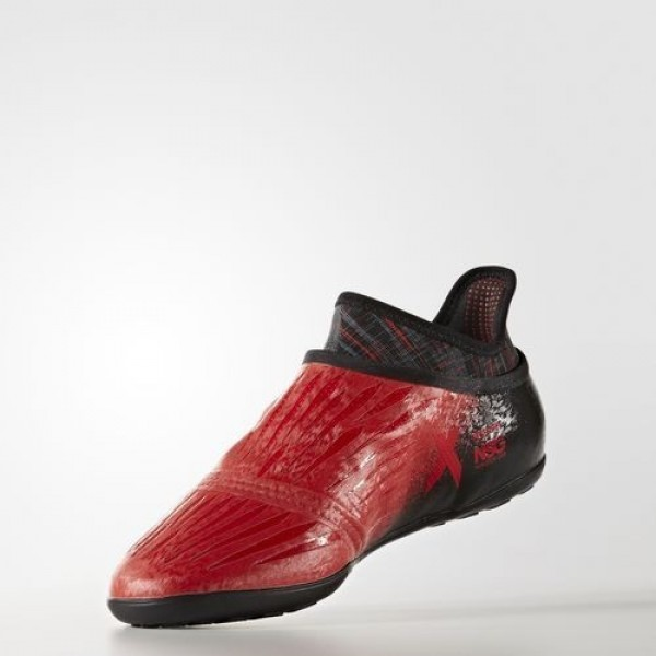 Adidas X Tango 16+ Purechaos Indoor Homme Red/Footwear White/Core Black Football Chaussures NO: BY2823