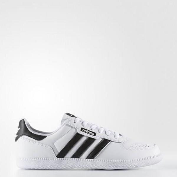 Adidas Leonero Homme Footwear White/Core Black/Blu...