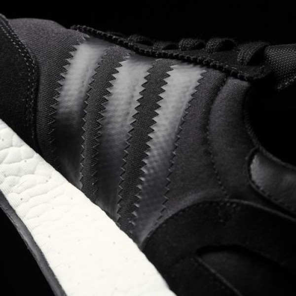 Adidas Iniki Runner Femme Core Black/Footwear White Originals Chaussures NO: BB2100