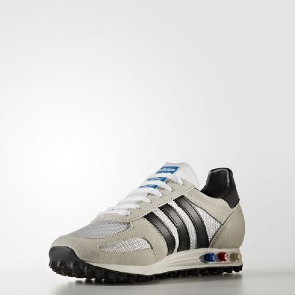 Adidas La Trainer Og Femme Vintage White/Core Black/Clear Brown Originals Chaussures NO: BB1206
