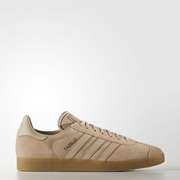 Adidas Gazelle Homme Clay Brown/Gum Originals Chau...