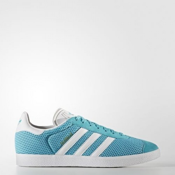 Adidas Gazelle Femme Energy Blue/Footwear White Or...