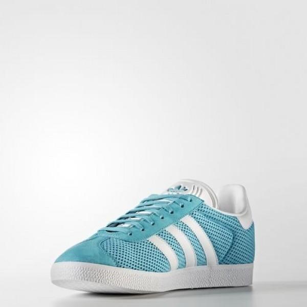 Adidas Gazelle Femme Energy Blue/Footwear White Originals Chaussures NO: BB2761