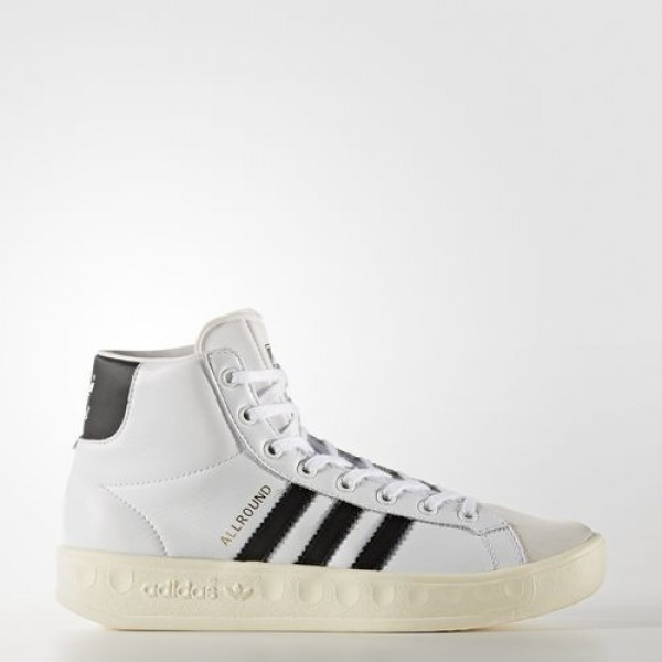 Adidas Allround Original Femme Footwear White/Core...