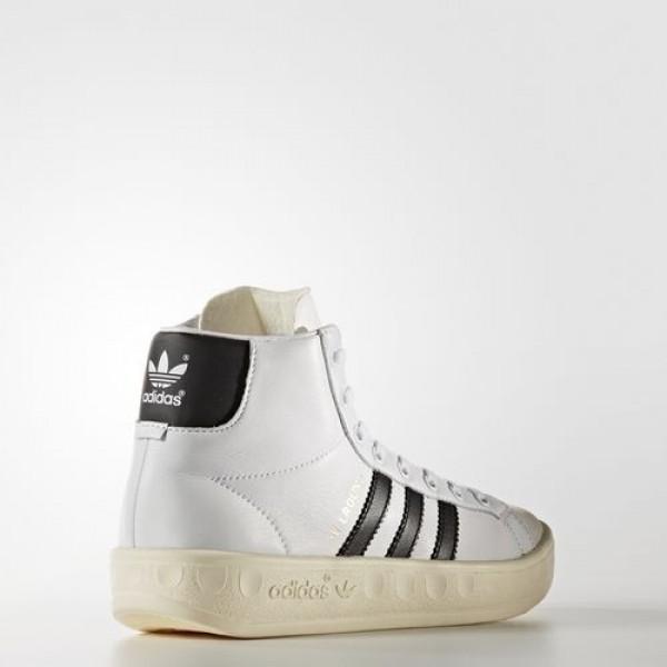Adidas Allround Original Femme Footwear White/Core Black/Gold Metallic Originals Chaussures NO: BB5184
