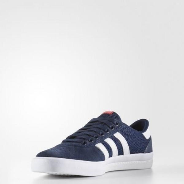 Adidas Lucas Premiere Adv Homme Collegiate Navy/Footwear White/Scarlet Originals Chaussures NO: BB8541