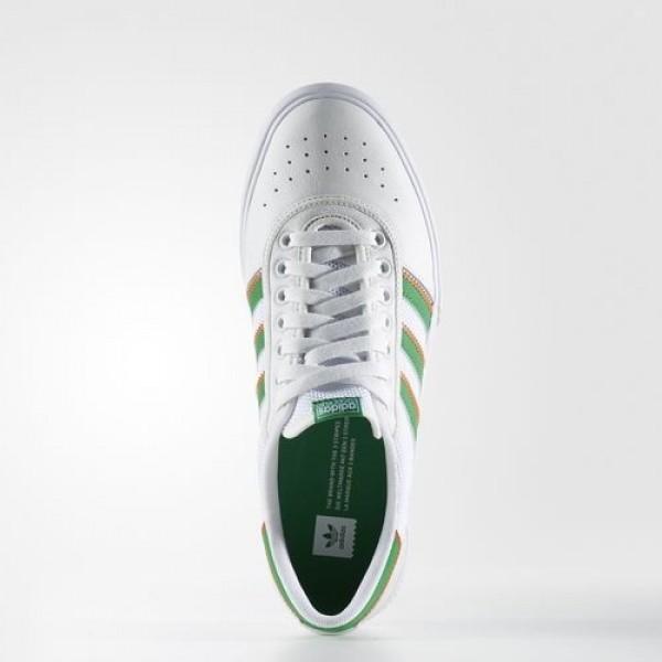 Adidas Lucas Premiere Adv Homme Footwear White/Green Originals Chaussures NO: BB8542