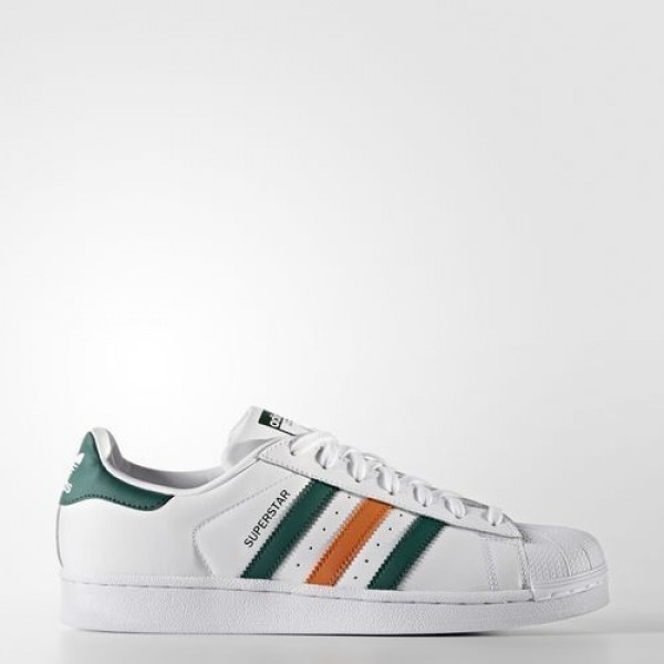 Adidas Superstar Homme Footwear White/Collegiate G...