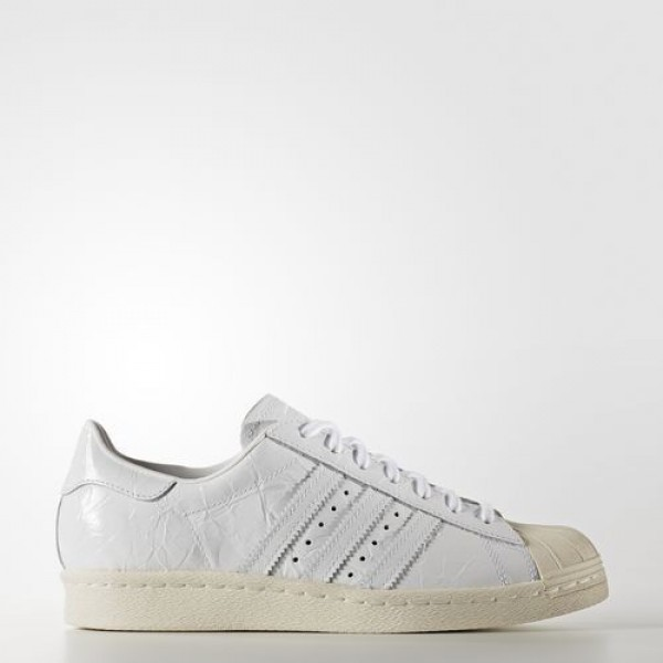 Adidas Superstar 80S Femme Footwear White/Off Whit...
